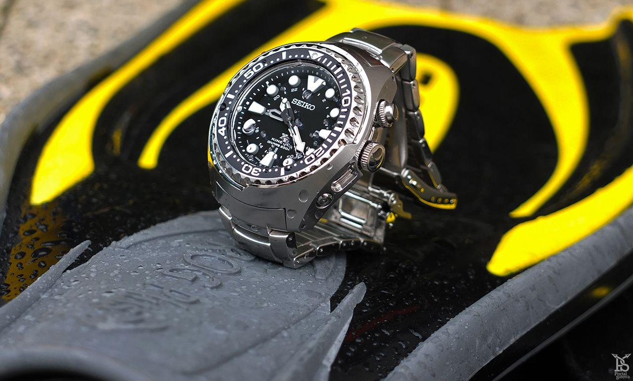 Seiko Prospex Kinetic GMT Diver's SUN019P1 [RECENZIJA ...
