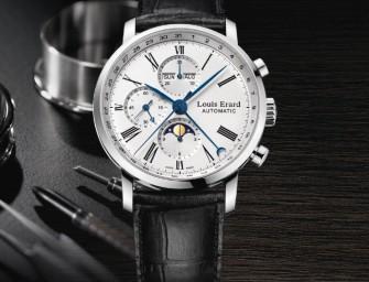 Rasprodaja: čak 40% popusta na Louis Erard satove