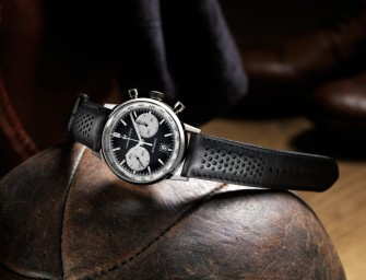 Baselworld 2017: Hamilton Intra-Matic 68 Chronograph