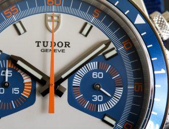Tudor Heritage Chrono Blue *RECENZIJA*