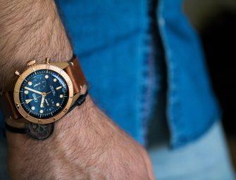 Oris Carl Brashear Chronograph *RECENZIJA*