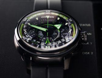 Citizenov najmoderniji i najbrži GPS sat: Promaster Satellite Wave F990