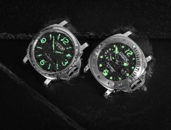 PANERAI Luminor Vs. Submersible
