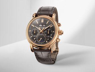Patek Philippe predstavio tri nova chronographa za 2021